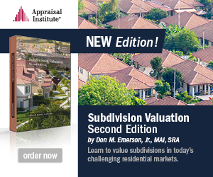 Subdivision Valuation, second edition